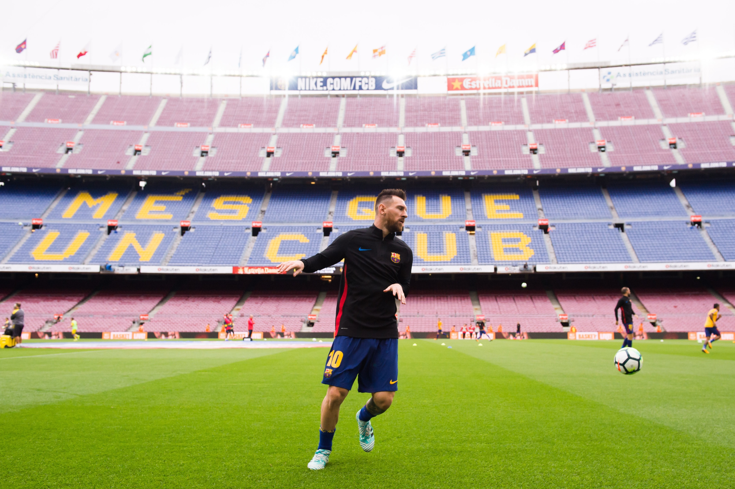 What Happens to FC Barcelona if Catalonia Achieves Independence From Spain?