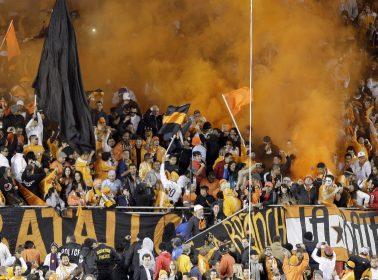 Houston Dynamo Supporter Group El Batallón Brings Latino Soccer Fan Culture to MLS