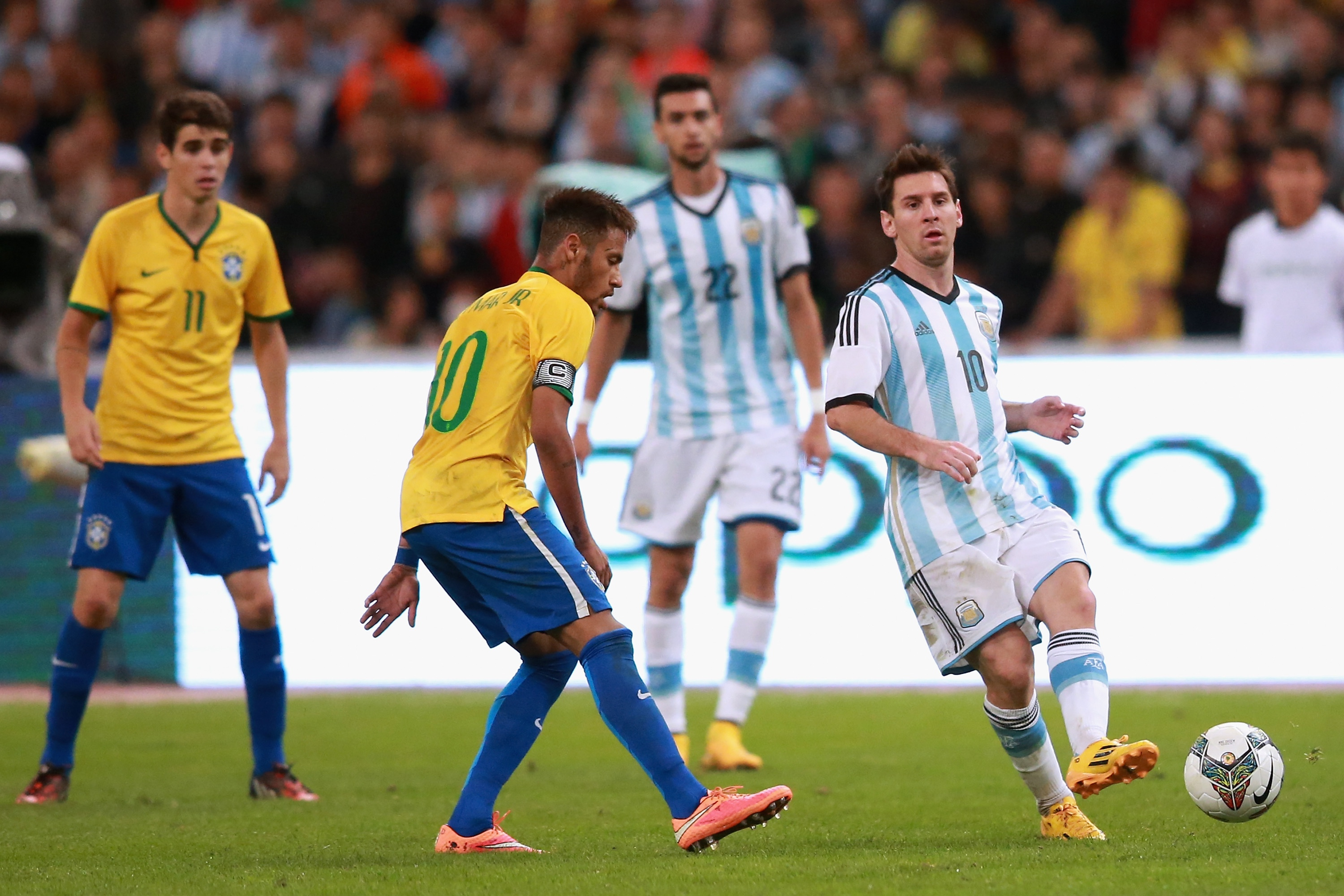 Brazilians Reach New Level of Petty, Root For Their Team to Lose to Screw Over Argentina
