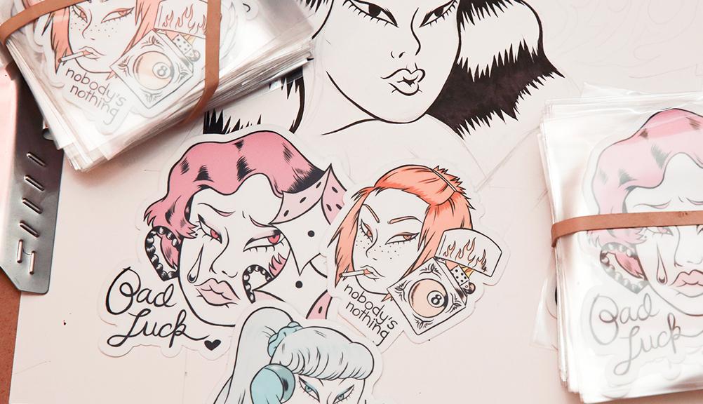 Meet Carmen Pizarro, the Illustrator Creating Realistic Women You'll Want to Celebrate