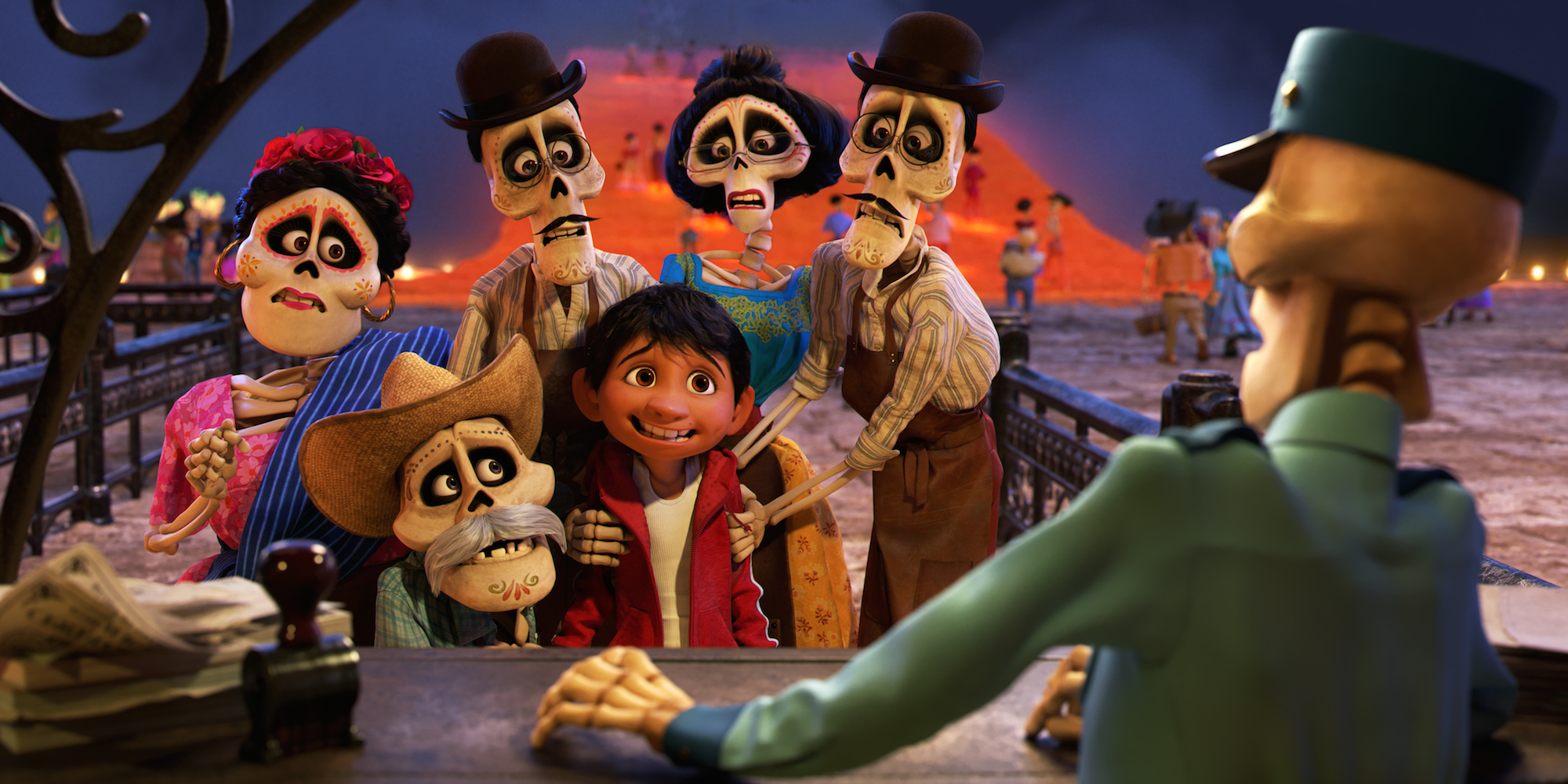 'Coco' Is Back in Theaters Just in Time for Día de Muertos