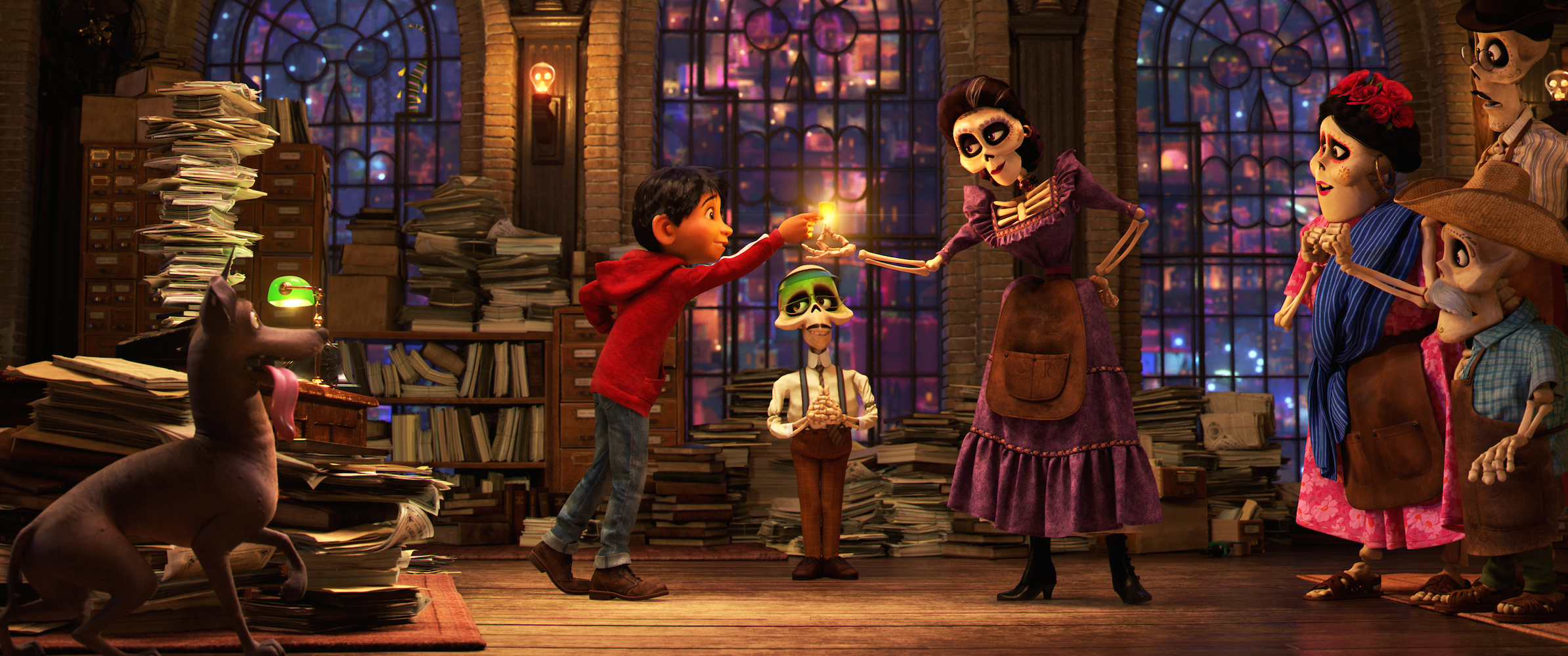 A Peruvian Father and Son Dubbed 'Coco' Into Quechua So Andean Kids Can Enjoy the Film