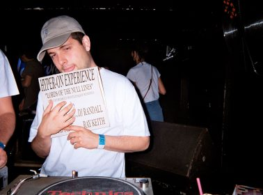 DJ Python's Dreamlike Tracks Find Infinite Space in Reggaeton
