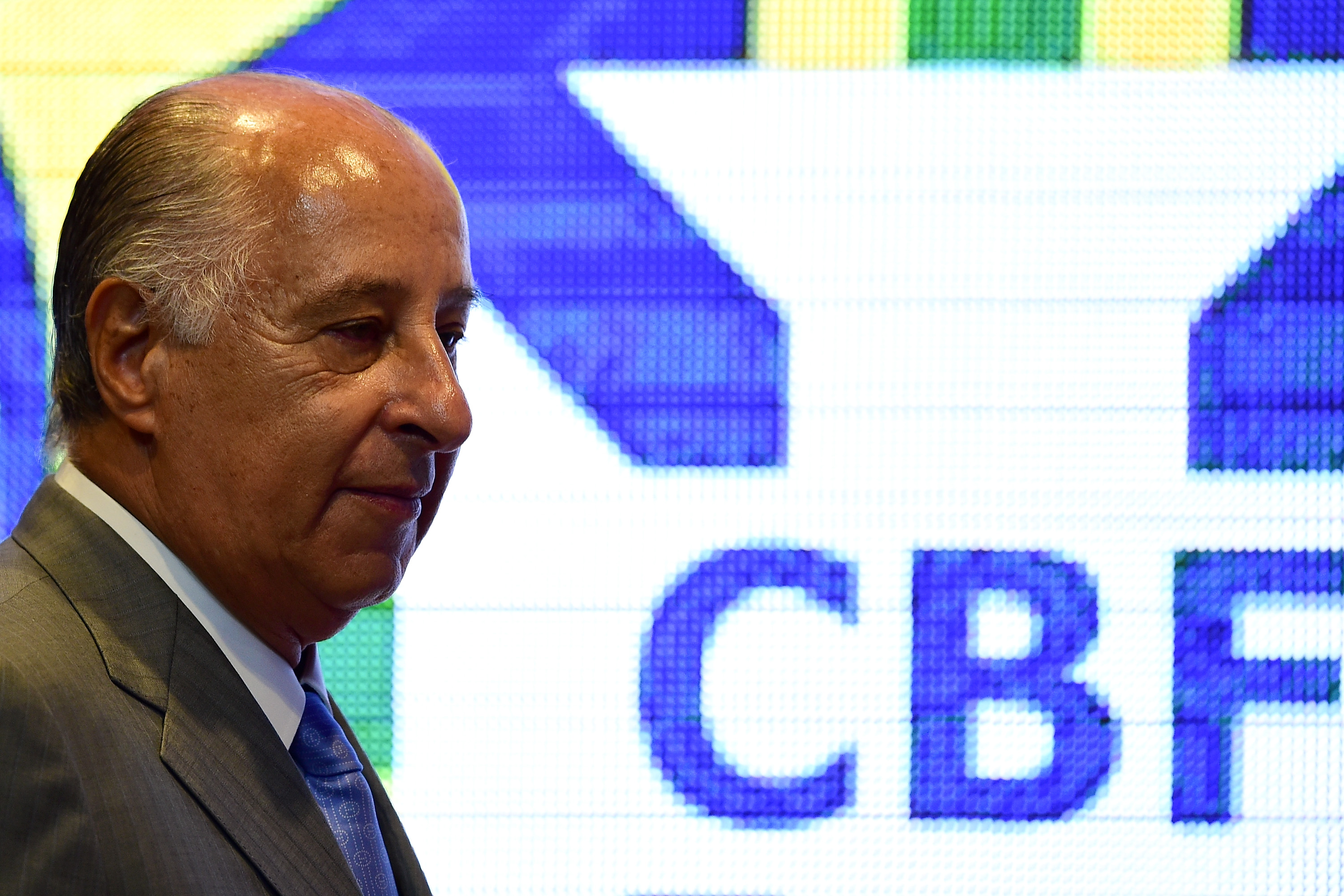 Brazil's Soccer President Might Miss the 2018 World Cup, Because FIFA's Got Him Shook