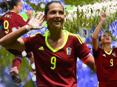 Meet Venezuela's Deyna Castellanos, the Youngest Nominee Ever For FIFA's Best Women's Player