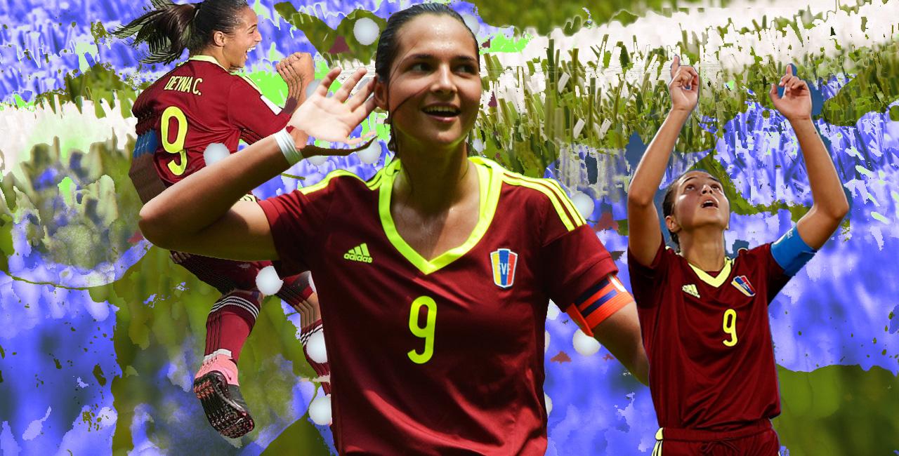 Meet Venezuela's Deyna Castellanos, the Youngest Nominee Ever For FIFA's Best Women's Player