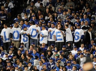 """How LA's """"Los Doyers"""" Fans Turned a Racist Insult into a Point of Pride"""