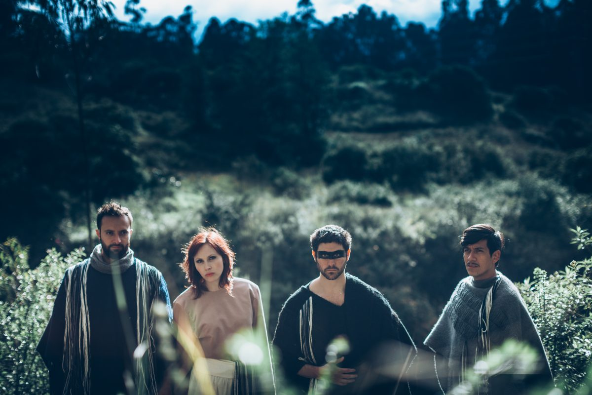 """EVHA's """"Caminar a Donde Sea"""" Video Is a Kaleidoscopic Portrait of Future Folklore"""