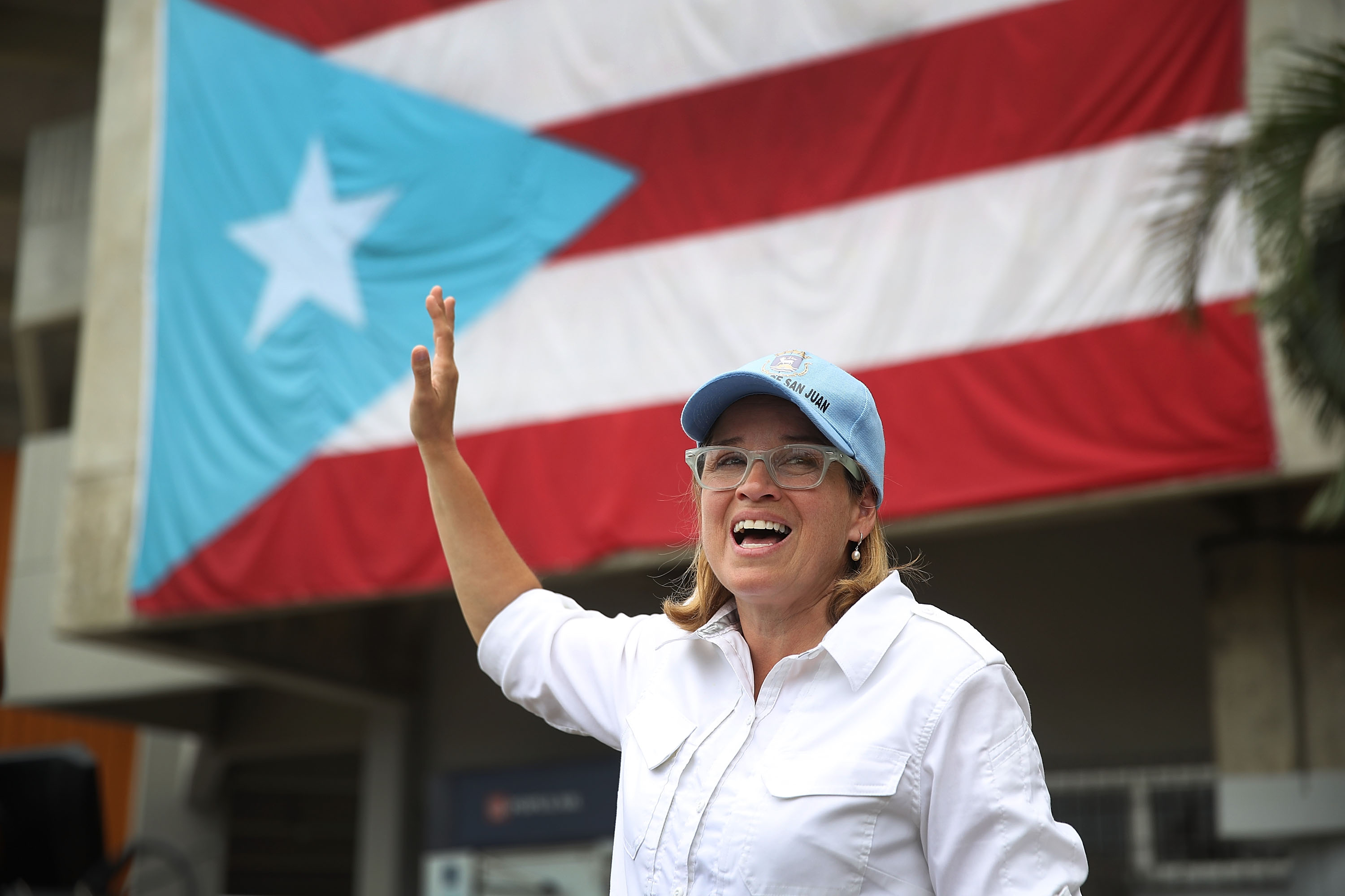The Internet Is Pushing for Carmen Yulín Cruz to Become Time's Person of the Year