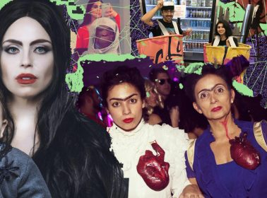 Step Your Halloween Game Up With These Homemade Costume Ideas