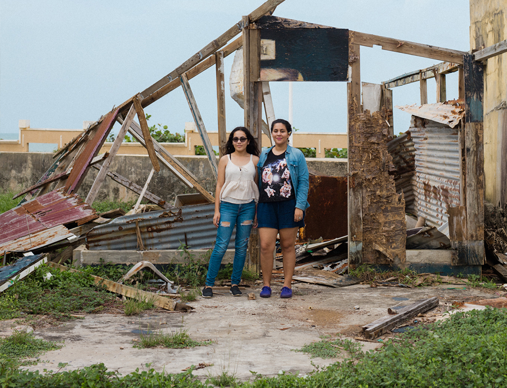 """Puerto Ricans on the Heartbreak of Leaving Post-Maria: """"I feel like I'm being kicked out of my home"""""""