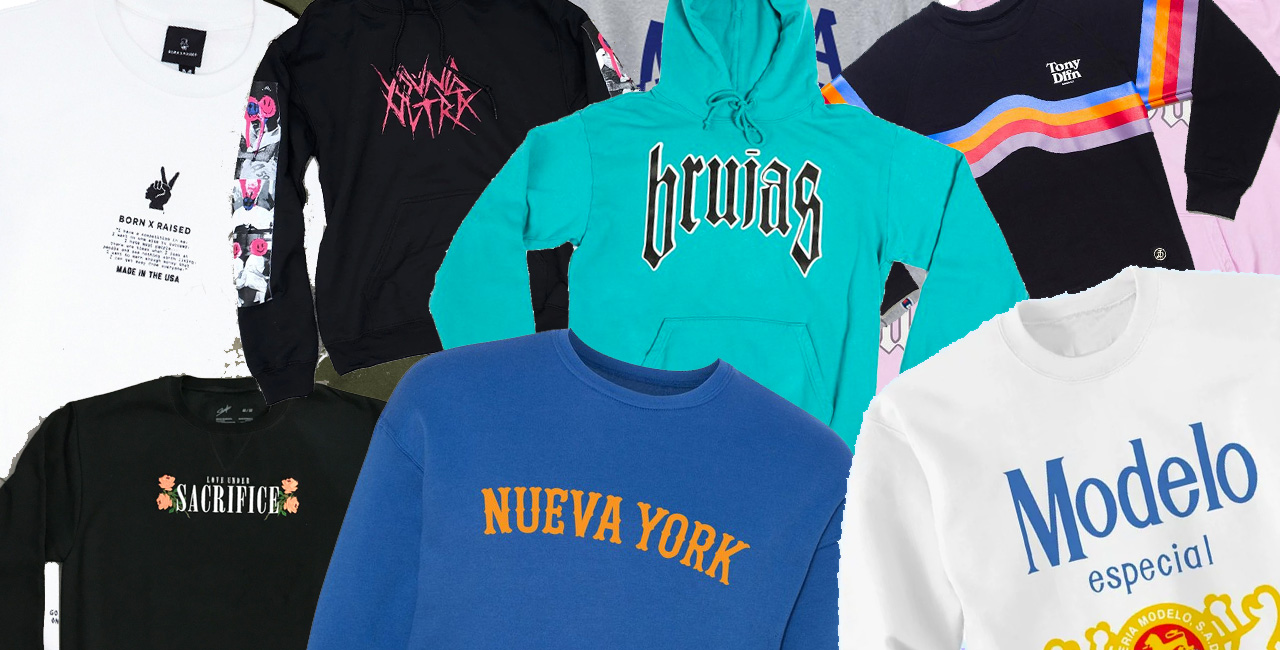 12 Latino-Designed Sweaters You Need For Peak Coziness This Fall