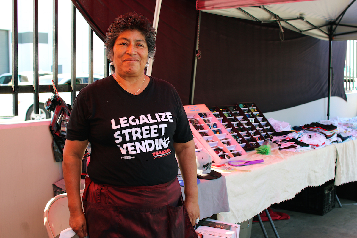 Here's How Latinas Are Leading the Fight to Legalize Street Vending in Los Angeles