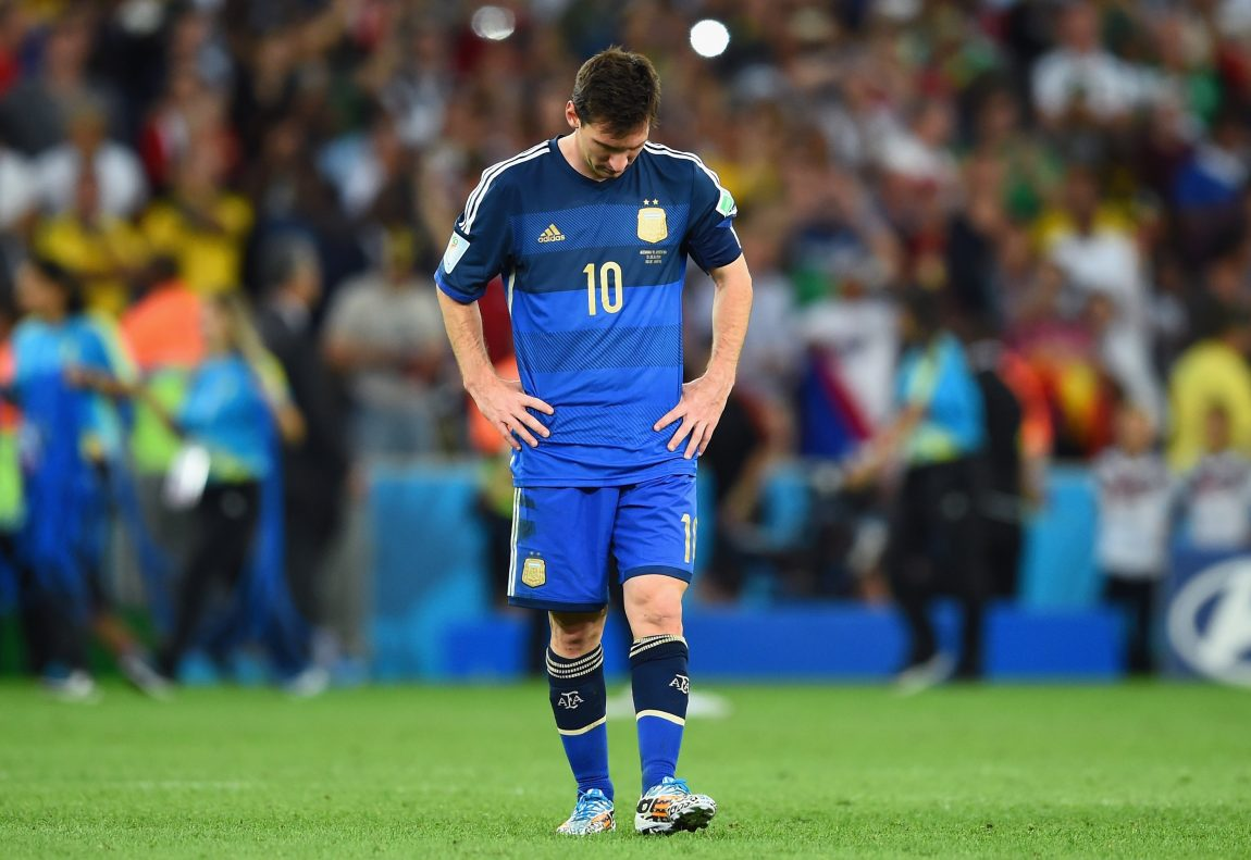 d647376a863 Argentina and Messi May Not Qualify For the World Cup, Which Would Be  Extremely Not Great