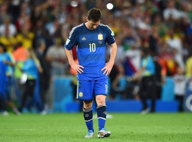 Argentina and Messi May Not Qualify For the World Cup, Which Would Be Extremely Not Great
