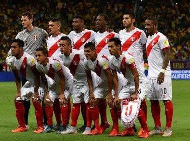 Peru Is On the Verge of Making the World Cup for the First Time in 36 Years