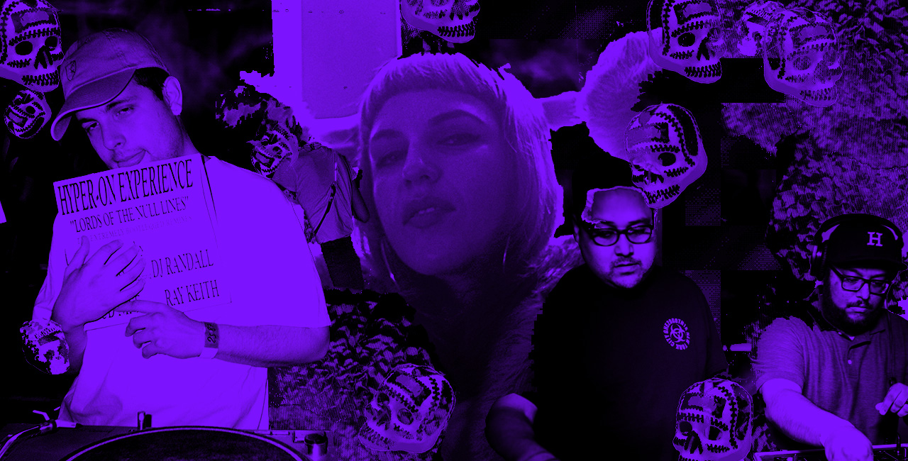 Riobamba, Santa Muerte, and DJ Python Take Over Remezcla HQ for a Día de Muertos Throwdown