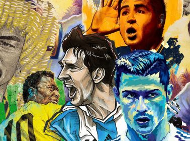 From Messi to Maradona, These Are the Best 53 Pieces of Soccer Fan Art on Instagram