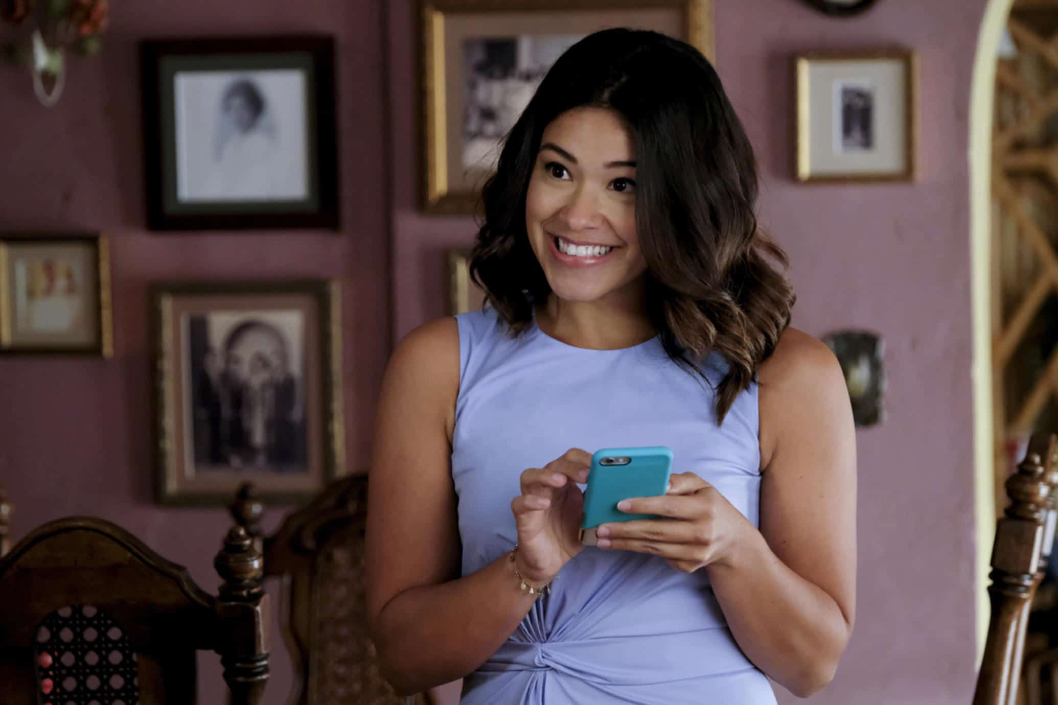 The Novel Jane's Been Writing in 'Jane the Virgin' Is Getting Published IRL
