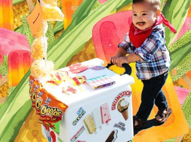 Little Kids Are Dressing Up as Paleteros for Halloween and It's the Cutest Thing Ever