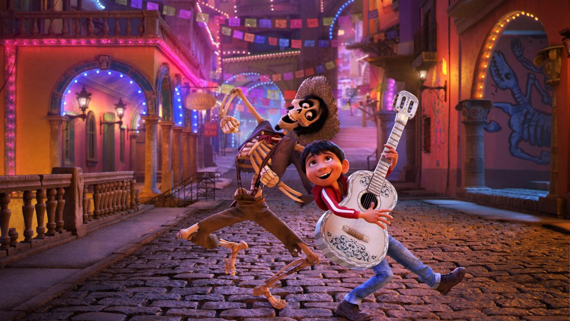 Coco is coming to netflix in both english & spanish