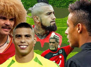 Mullets, Blue Braids, and Rat Tails: These Are the 10 Most Memorable Futbolero Hairstyles