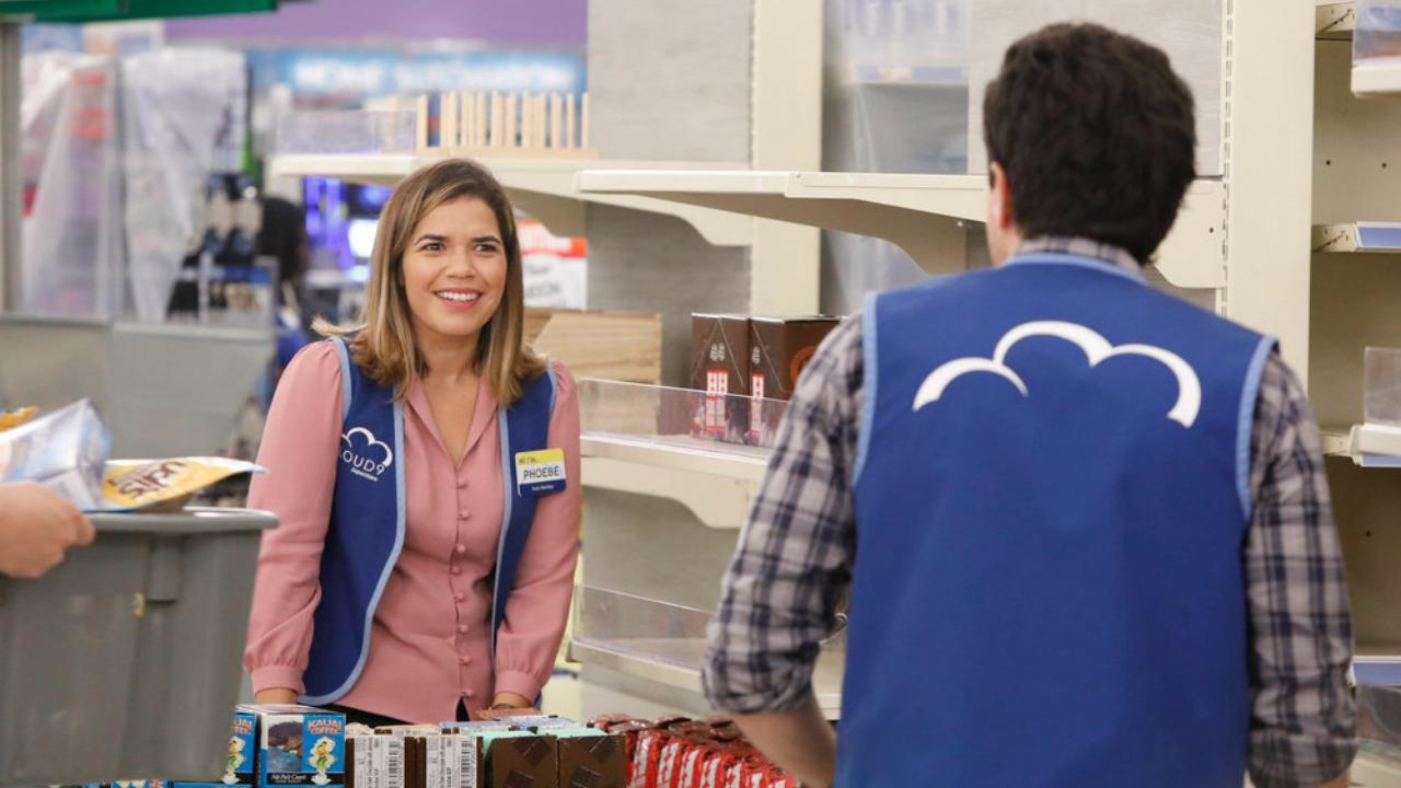 Learn What Happens After Amy & Jonah's Very Public Hookup on 'Superstore's Fall Premiere