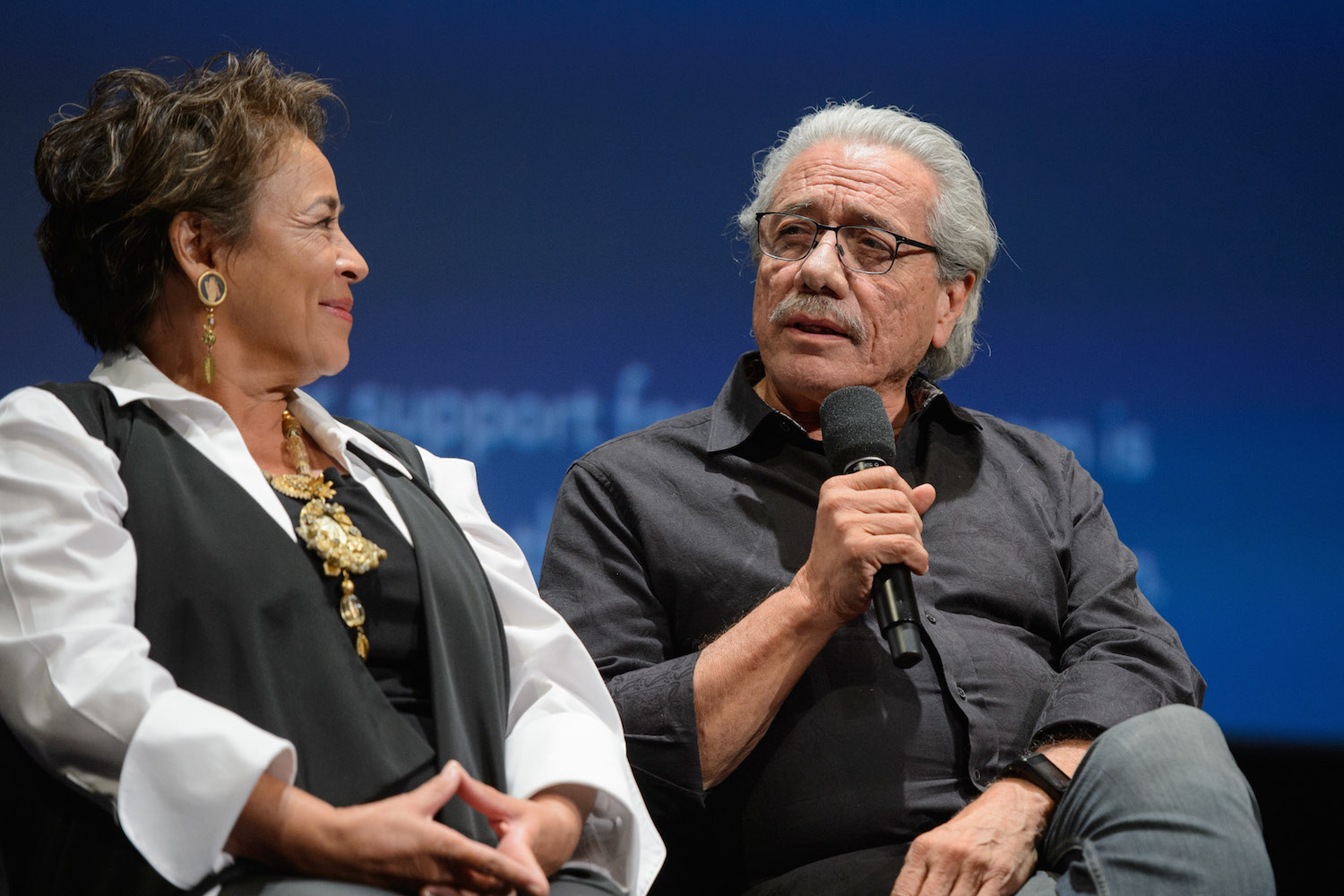 Luis Valdez and Edward James Olmos on White Supremacy and Why 'Zoot Suit' Is Relevant Today