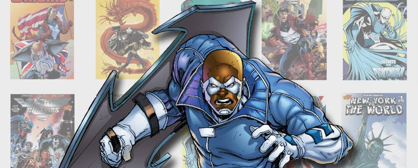 Enter the World of Unstoppable Comics, the Publisher Shaking up Whitewashed Superhero Stories