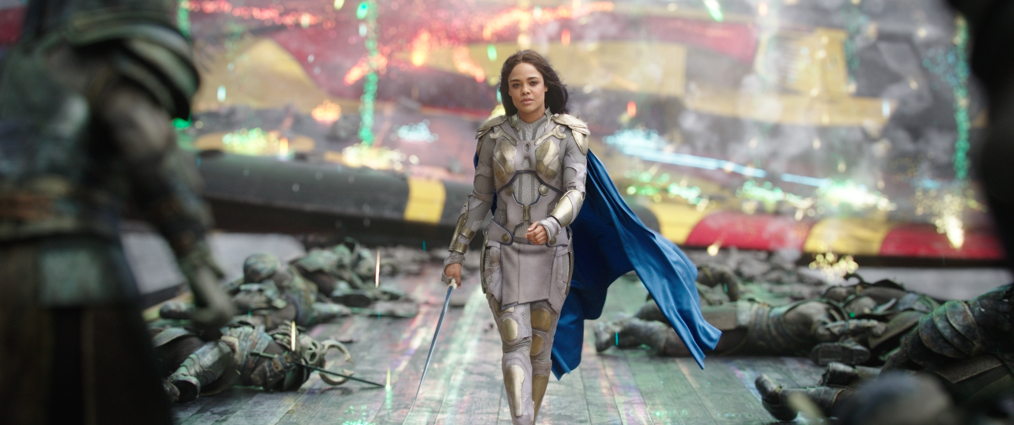 This New Queer Comic Book Character Is Based Off of Tessa Thompson's Valkyrie in 'Thor'