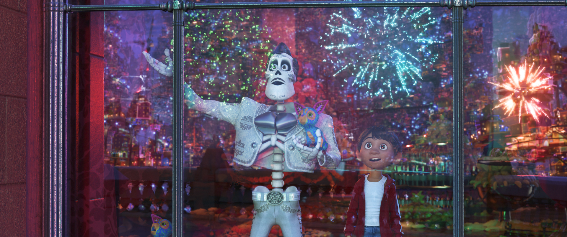 Pixar's 'Coco' Is Now the Highest-Grossing Movie in Mexico's History