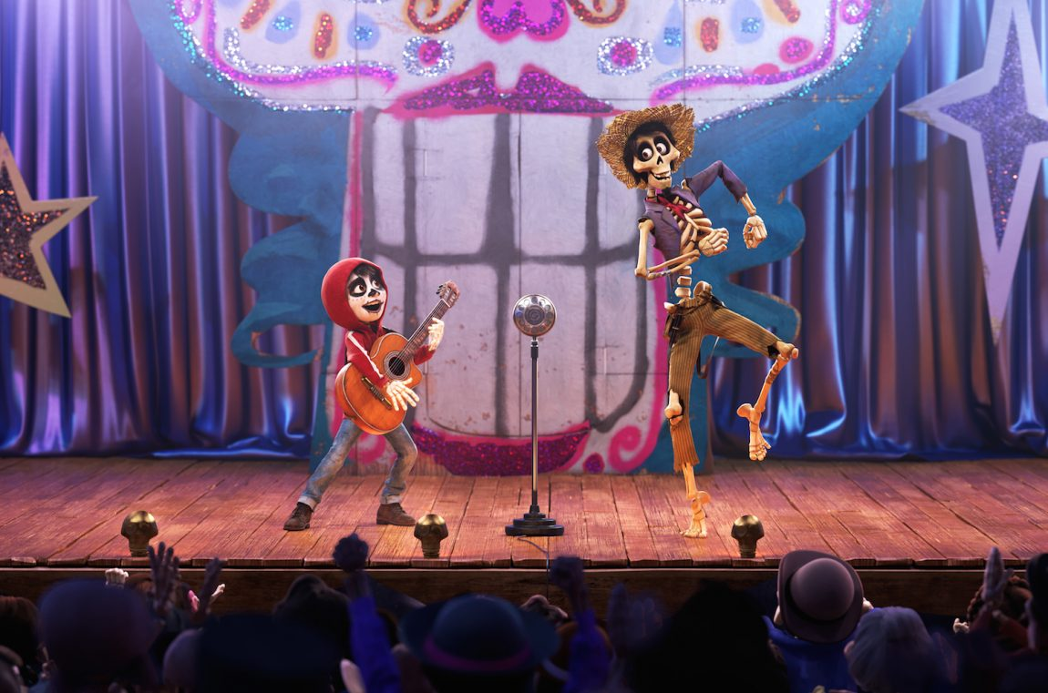 'Coco' still courtesy of Disney-Pixar