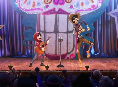Dressed in a Charro Leotard, Mexican Gymnast Does 'Coco'-Themed Floor Routine