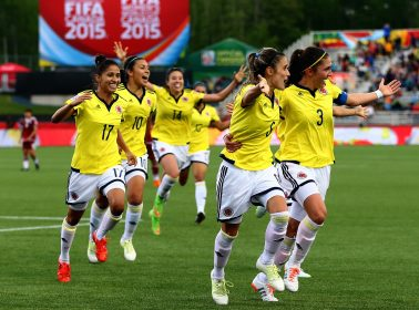 Adidas' Sexist Colombia Jersey Reveal: James for the Men, a Model for the Women