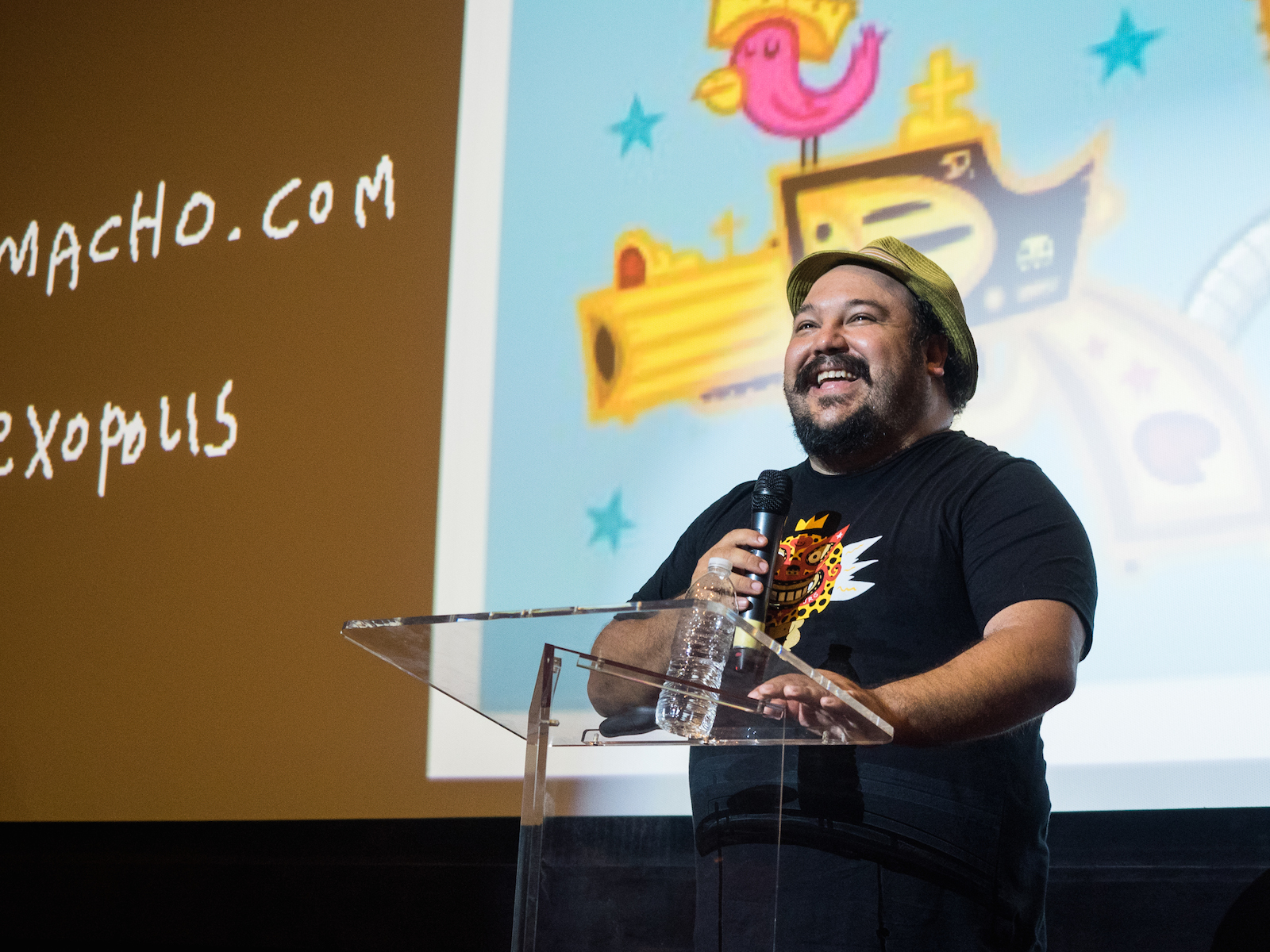 'The Book of Life' Director Jorge Gutierrez Shares Life Lessons on Making It as a Latino in Animation