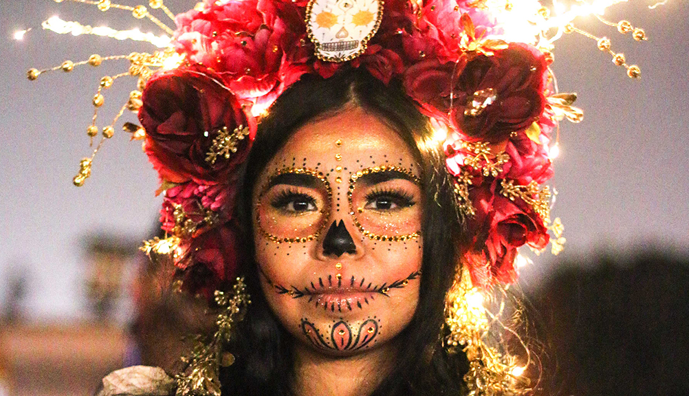 Are Día de Muertos Celebrations Getting Co-opted in the US?