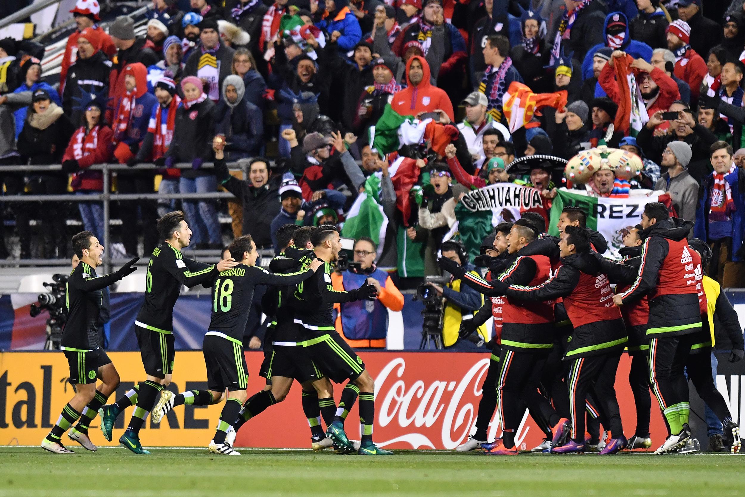El Tri May Leave Estadio Azteca Because of Altitude Problems Ahead of 2018 World Cup