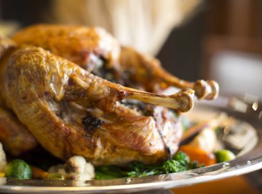 Salvadorans Make the Most Delicious Turkey on Earth