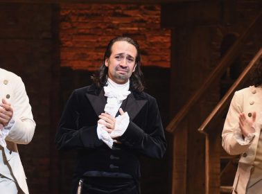 Live Recording of 'Hamilton' Featuring Original Cast May Be Heading to Theaters