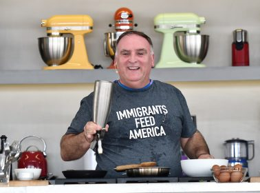 Chef José Andrés Will Feed Federal Workers Affected by the Government Shutdown