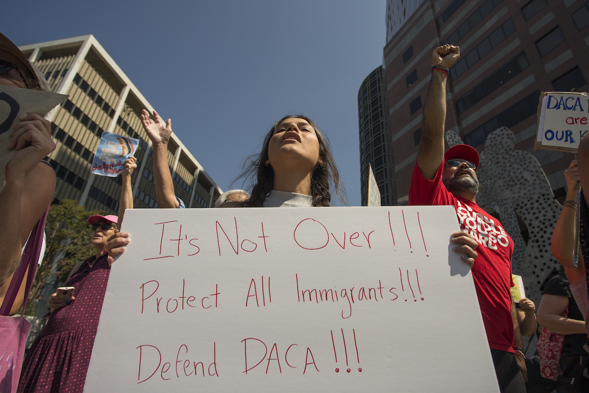 Advocates Want Answers After 40 DACA Renewal Applications Were Incorrectly Rejected