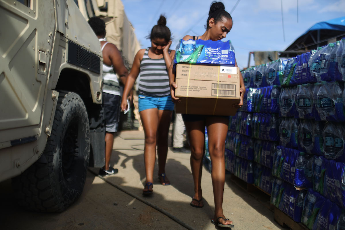 "FEMA's ""Snack Packs"" Pissed People Off, But the Org Says They're Not Meant to Be Meals"