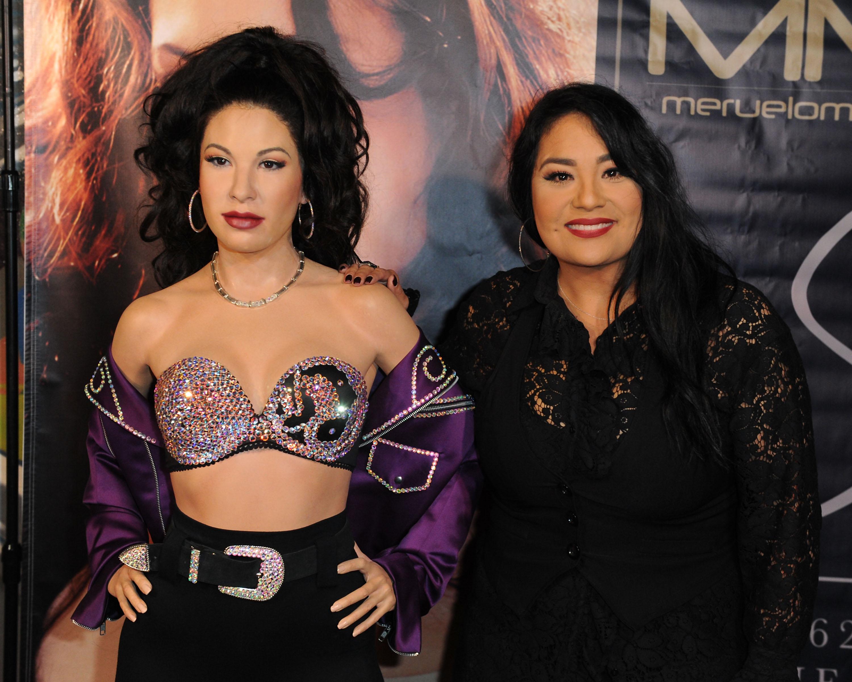 "Suzette Quintanilla Defends Cardi B's ""Trap Selena"" Line & Kim Kardashian's Halloween Costume"