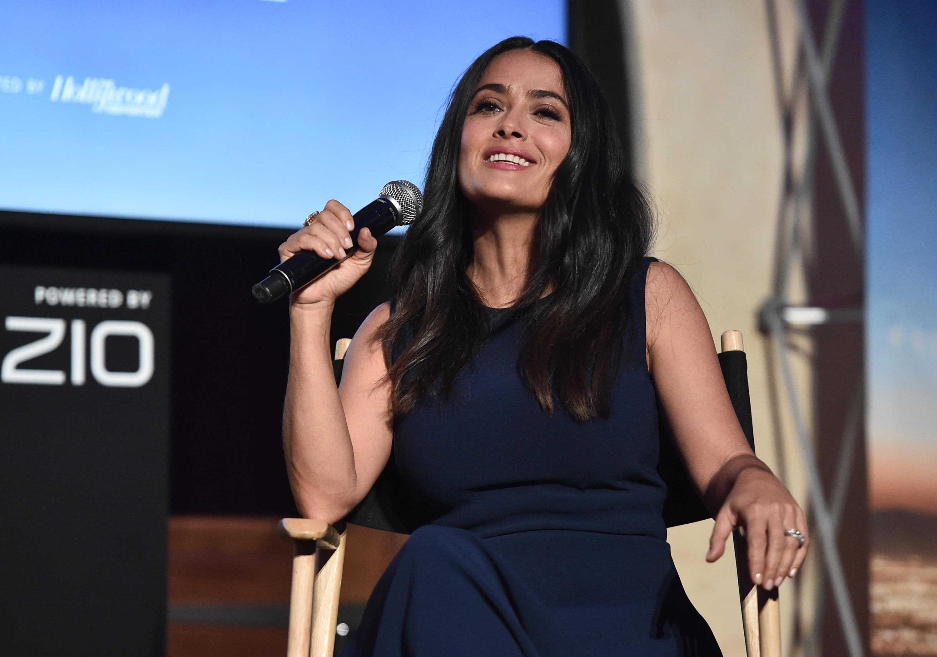 15 Years Later, Salma Hayek Reflects on Producing 'Frida' and Showing a Different Side of Mexico