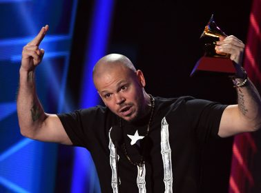 Residente Jokingly Claims to Want to be an Influencer & Throws Jabs at Other Rappers