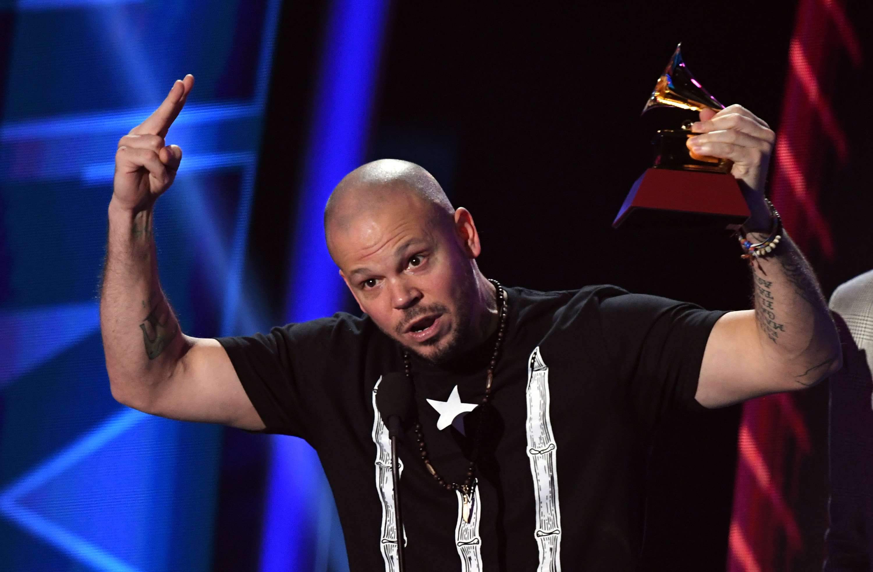 The 2017 Latin Grammys Were a Celebration of Mexico and Puerto Rico