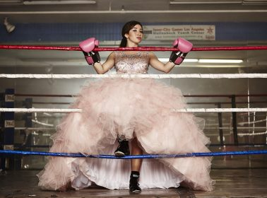 Thalía's Short Docs on Quinceañeras Shatter Stereotypes by Focusing on a Latina Boxer, Rodeo Riders, and a Trans Teen