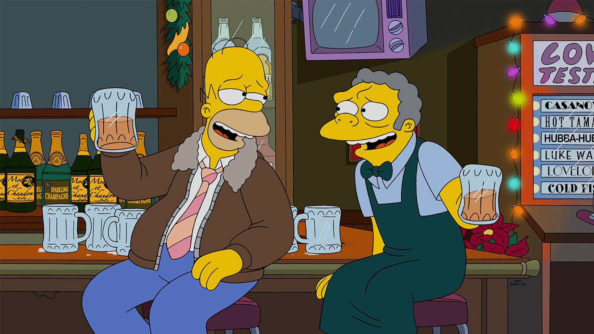Moe from 'The Simpsons' Sends Uplifting Message to San Juan's Mayor Carmen Yulín Cruz