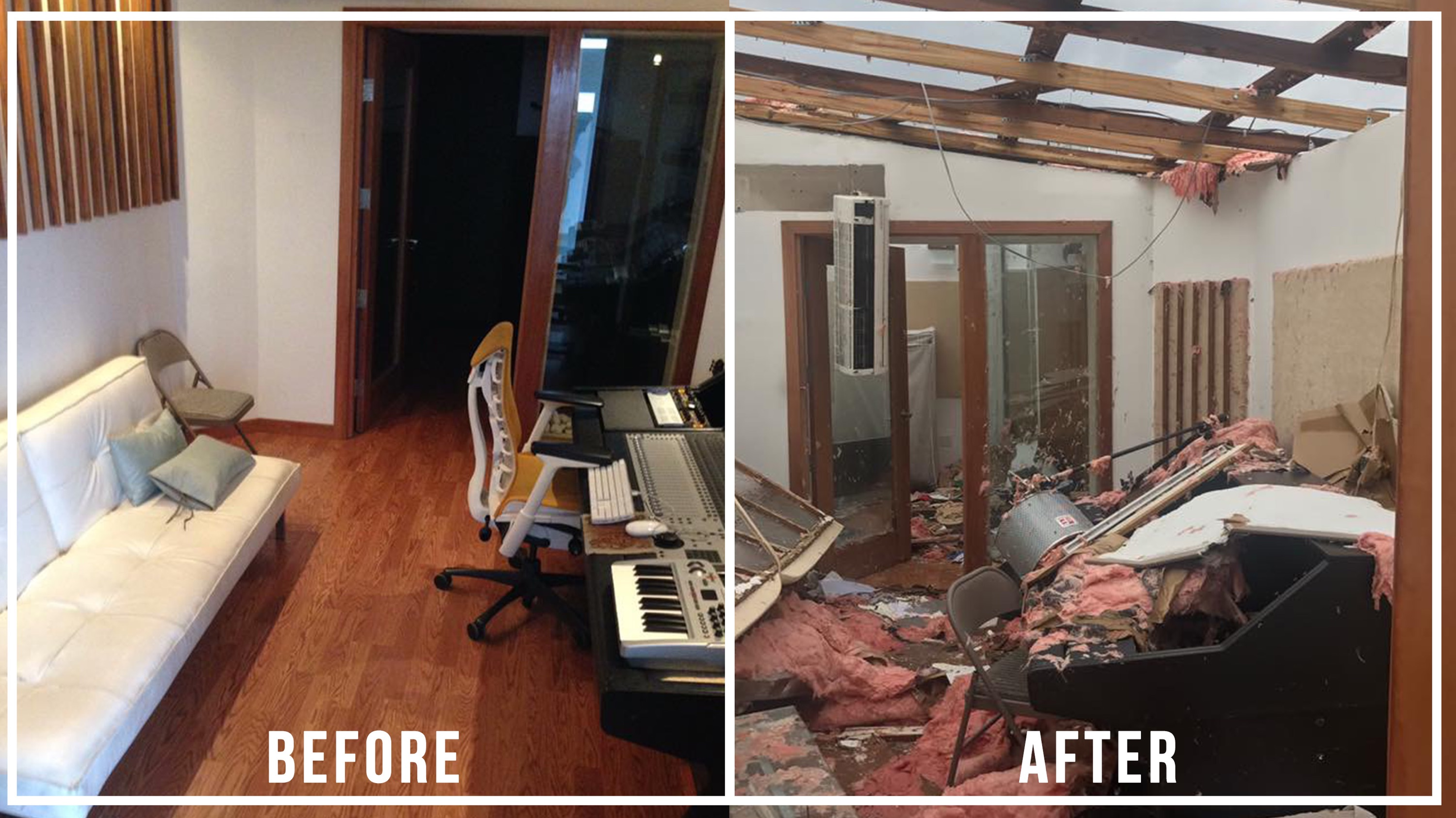 Here's How You Can Help Rebuild One of Puerto Rico's Most Important Music Studios