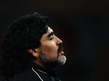 Maradona Cozies Up to Nicolás Maduro Again, Will Call World Cup for Venezuelan TV